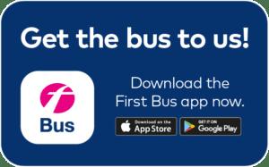 First Bus app website badge 1 medium